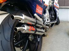 NS400Rジムローマス ジムローマスチャンバーGPスタイルの単体画像