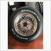 BFGoodrich Radial T/A P205/70R14