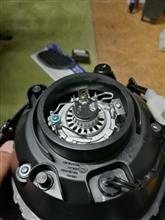 V-Strom 250LIMEY H4 LEDヘッドライト バイク用 L9-H4Bの全体画像