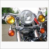 Honda Motorcycle Japan フォグランプ&ウィンカーキット