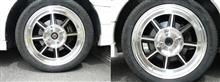 スプリンターカリブHAYASHI RACING ハヤシストリートホイールSTF 6.5Jx16の全体画像