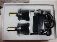 CRF250Mメーカー・ブランド不明 LED H4 Headlightの単体画像