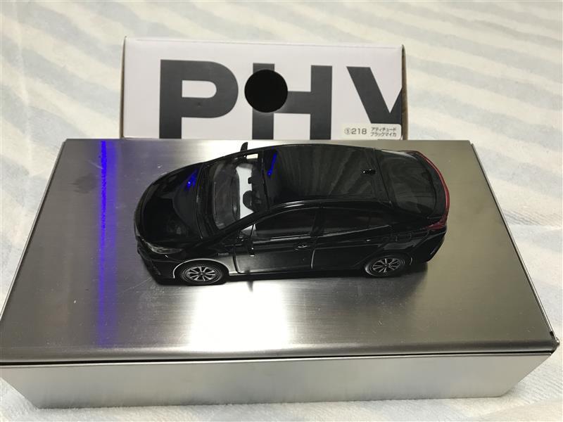 トヨタ(純正) PRIUS PHV カラーサンプル⑤218
