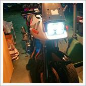 汎用 プロジェクターヘッドライト