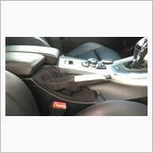 BMW M PERFORMANCE アルミ/アルカンターラ ハンドブレーキ