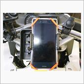 TOURATECH(ツアラテックジャパン) BMWモトラッド ナビゲーターブラケット専用 スマホホルダー