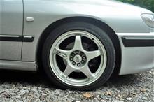 406 セダンO・Z / O・Z Racing CRONOの単体画像