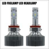 CARINGJAPAN LEDフォグランプ/LEDヘッドランプHB4 8400lm LED 角度調整可能 回転式