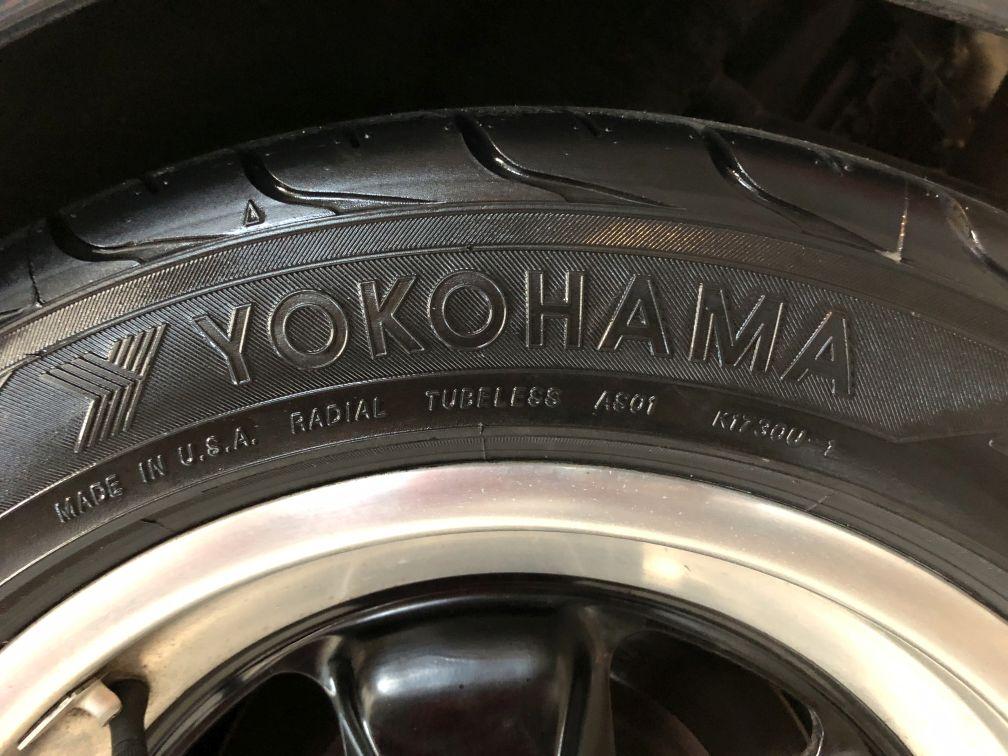 YOKOHAMA S.drive AS01 225/50R16