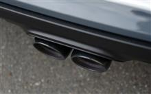 718 ケイマンポルシェ(純正) スポーツテールパイプの単体画像