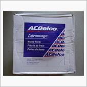 AC Delco ブレーキローター