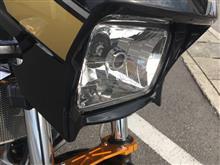 ZRX1200ダエグIPF 2輪専用モデル HEAD LED 6500Kの単体画像