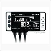 ACTIVE デジタルモニター V4 レブ&テンプ