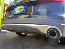 A6オールロードクワトロSuper Sprint / S.S.BERRY スーパースプリントマフラー の単体画像