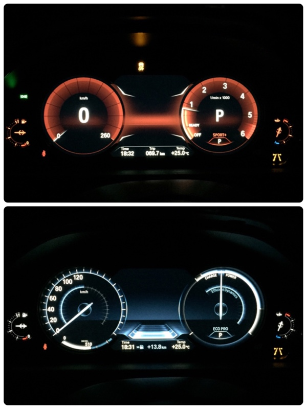 BMW(純正) 6WBマルチディスプレイメーター