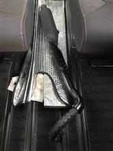CRF50ホンダ(純正) マフラーの単体画像