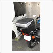 GIVI バイク用リアボックス B32N