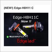"""Edge Edge-H8H11C  """"LED Fog Lamp"""""""