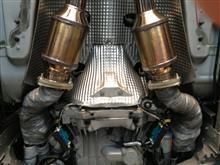 V8ヴァンテージ クーペテクニカルガレージササキ エキマニ/スポーツ触媒の単体画像