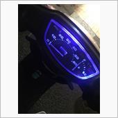 UP GARAGE T10 LED 青