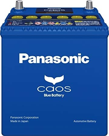 Panasonic Blue Battery caos N-60B19L/C6