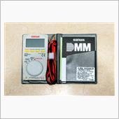 SANWA / 三和電気計器 デジタルマルチメーター PM3