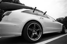 A6オールロードクワトロYOKOHAMA ADVAN Racing GTの全体画像