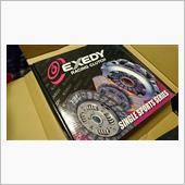 EXEDY ULTRA FIBER DISC