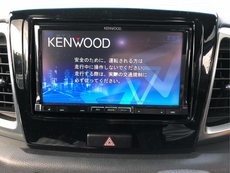 KENWOOD MDV-L500