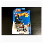 Mattel Hot Wheels HONDA MONKEY Z50