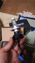 サンバー ディアス クラシックわからん H4 LEDヘッドライトの全体画像