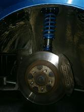 インプレッサ スポーツワゴン WRXCUSCO SPORT Rの全体画像