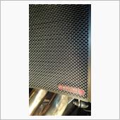 モトコルセ チタニウム プロテクションスクリーン ラジエター for カワサキ H2