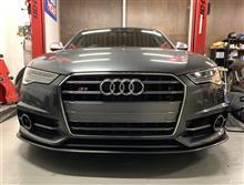 S6 アバント (ワゴン)Audi PLATE DELETEの単体画像