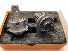 カムロードライミープレミアム LEDヘッドライトの単体画像