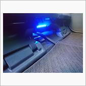 エーモン 2703  トップビューテープLED 30青