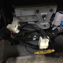 リアカメラ 接続アダプター / RCA009T