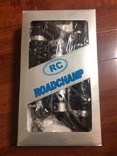 グラストラッカーバイクパーツセンター バイクパーツセンター リアサスペンション RCリアショック Sタイプ 黒/銀 Ver.R 501034の単体画像