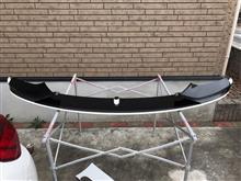 4シリーズ グランクーペBMW M PERFORMANCE エアロダイナミックパッケージ カーボン フロント スポイラーの単体画像
