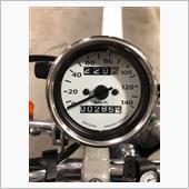 DAYTONA(バイク) トリップ付きスピードメーター