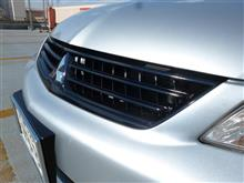 ランサー三菱自動車(純正) 標準タイプフロントグリル(自家再塗装品)の単体画像