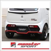 MONSTER SPORT / TAJIMA MOTOR CORPORATION エアロダイナミクスバンパー
