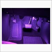 シェアスタイル RGB LED フットランプ