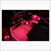 MIRAREED RA-290  LEDテープ 正面発光ピンク(30cm×2)