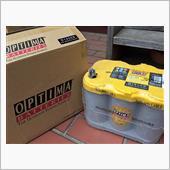 OPTIMA OPTIMA BATTERIES YELLOW TOP D31L/T-110 D1200S/YT R-5.0L