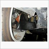 Audi純正(アウディ) ブレーキ導風板