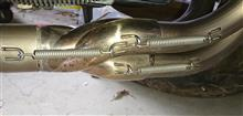 CBX750Fボルドールノジマ チタンの全体画像