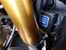 CBR1000RR SPメーカー・ブランド不明 中華 HID 8000K H7 の全体画像