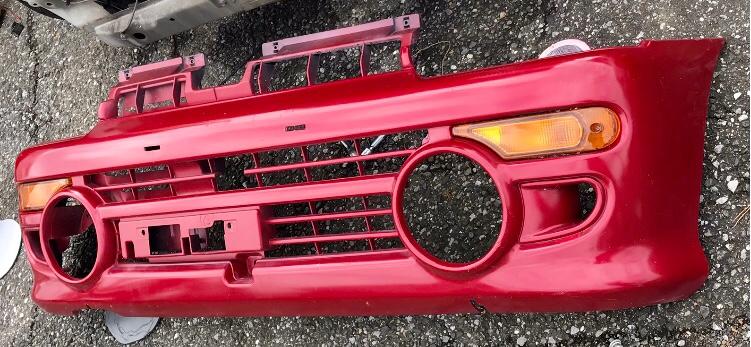 スバル(純正) RX-R用フロントバンパー