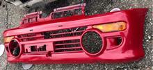 ヴィヴィオスバル(純正) RX-R用フロントバンパーの単体画像
